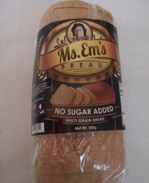 No Added Sugar Multi Grain Baking